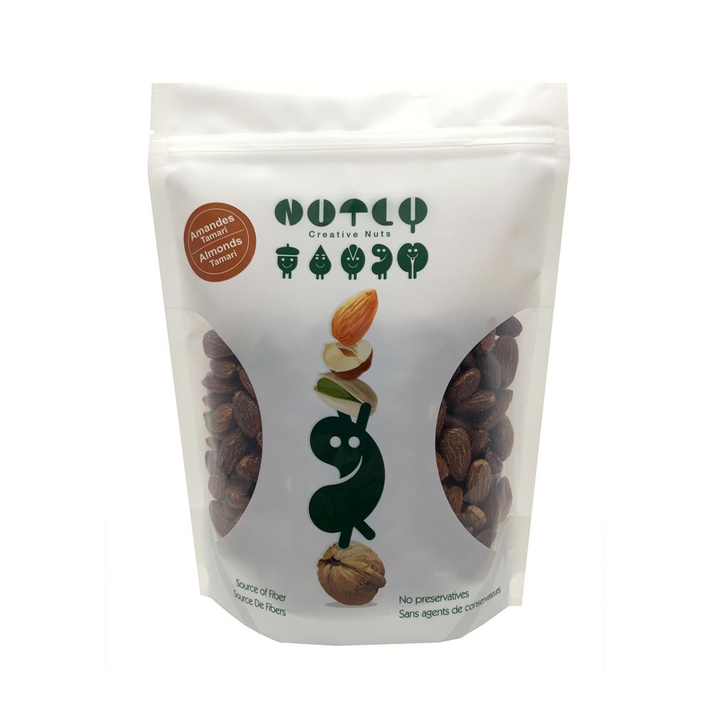 Almonds tamari