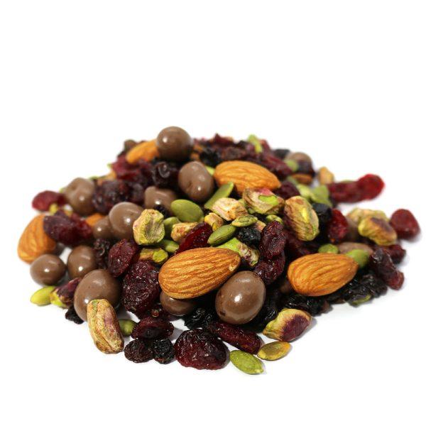 nutlyfoods harvest trail mix