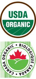 Nutly organic certification