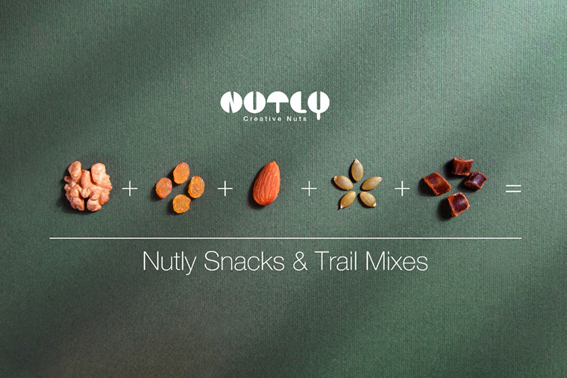 Nutly Snacks & Trail Mixes