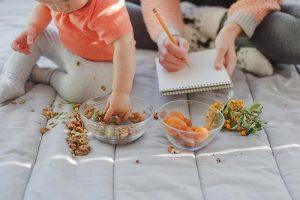 Pistachio for babies